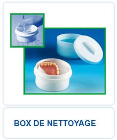 Box de Nettoyage