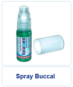 Spray Buccal