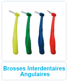 Brosses Interdentaires Angulaires