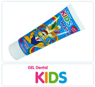Gel Dental KIDS