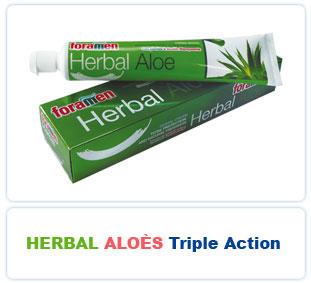 Herbal Aloès Triple Action