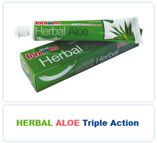 Herbal Aloe Triple Action