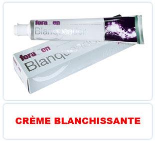 Crème Blanchissante