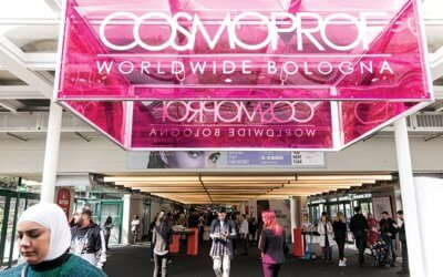 14/03/2019 (Cosmoprof Worldwide Bolonia 2019)