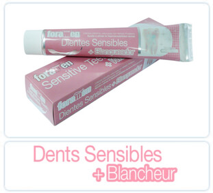 Formule Dents Sensibles