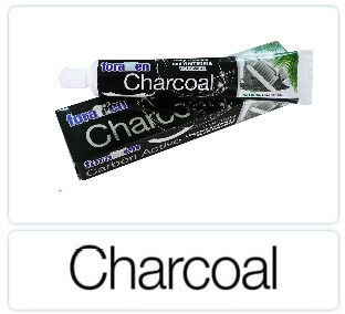 Charcoal Dentífrico